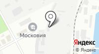 Мотель на Белокаменном на карте