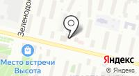 Шиномонтажная мастерская на Юных Ленинцев на карте
