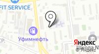 Н-ТУР на карте