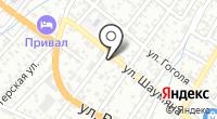 Продуктовый магазин на Шаумяна на карте
