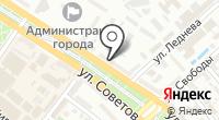Информационно-сервисный центр на карте