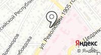 Алюмопласт-В на карте