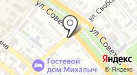 Пешеходные ограждения от Dress Code на карте