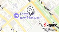 Южная территориальная организация Российского профсоюза моряков на карте