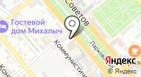 Ткани на карте