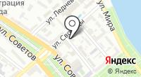 Городская квартирно-правовая служба на карте