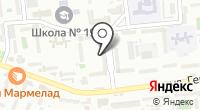 Мегачип на карте