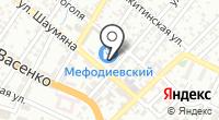 Игрушки на Котовского на карте