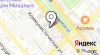Леди Мармелад на карте