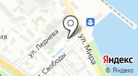 Абсолют-Директ на карте