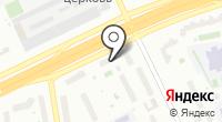 Северное Измайлово на карте
