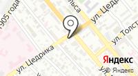 Адвокатский кабинет Иващенко А.В. на карте