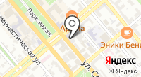 CityVision на карте