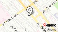 Московский Индустриальный Банк на карте