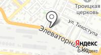 Новоросподшипник на карте