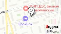 Измайловская межрайонная прокуратура на карте