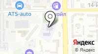 НКРП на карте