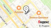 НПИ на карте