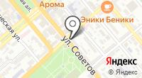 Центр сертификации на карте