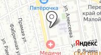 Вики на карте