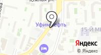 АМБ-Порт на карте