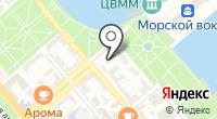 Эконому Интернейшнл Шиппинг Эйдженсис Лимитед на карте