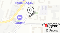 Гидрос на карте