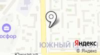 Холидей-Центр на карте
