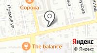 ЮГ-Инвестбанк на карте
