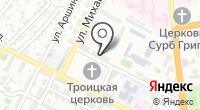Продукты на Первомайской на карте