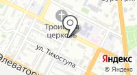 Новороссийская городская община Православной Церкви Божьей Матери Державной на карте