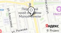 Кухни Москвы на карте