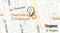 Стоматология на проспекте Ленина на карте
