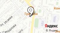 Черноморский союз архитекторов на карте