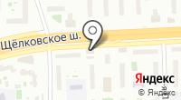 Мастерская по ремонту одежды на Щёлковском шоссе на карте