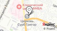 Луйс на карте