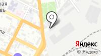 НОРД-ОСТ на карте
