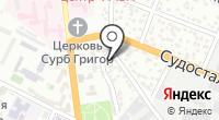 С Стайнвег-Новороссийск на карте