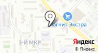 Оникс-юг на карте