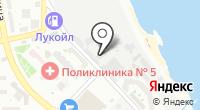 База обслуживания флота на карте