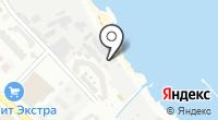 Южанин-ст на карте