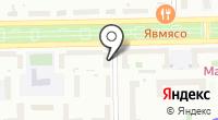 АВАС на карте
