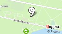 Хорс на карте