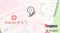 Центральный НИИ гастроэнтерологии на карте