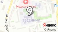 Средняя общеобразовательная школа №27 с углубленным изучением отдельных предметов на карте