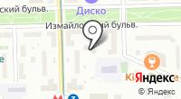 Знакомые Лица на карте