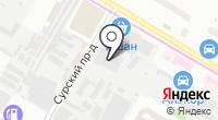 3С на карте