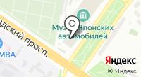 Гаражно-эксплуатационный кооператив №11 на карте
