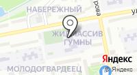 Основная общеобразовательная школа №15 на карте