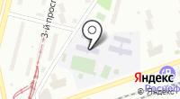 Средняя общеобразовательная школа №409 на карте